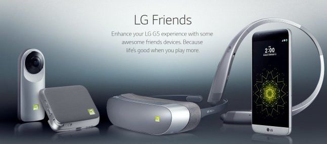 LG G5 o celular modular da LG