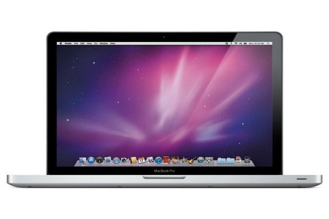 Atualização de firmware de Macbook