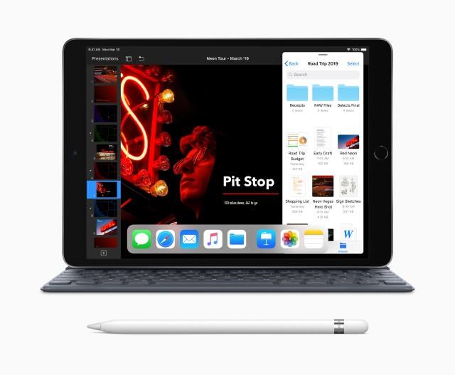 iPad Air de 10,5 polegadas oferece recursos de ponta e desempenho
