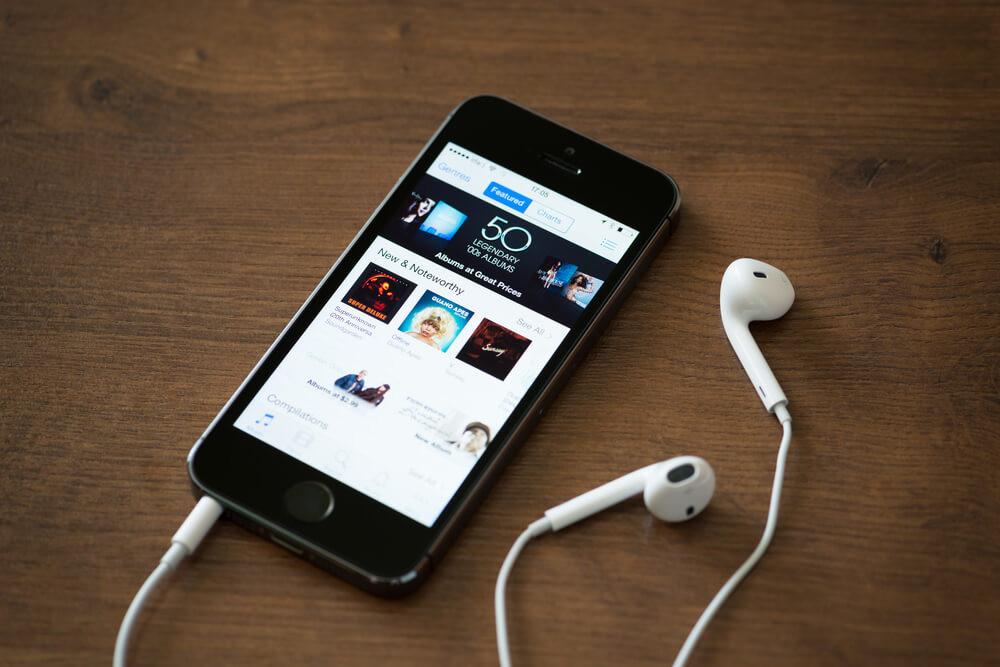 iPad ou iPhone