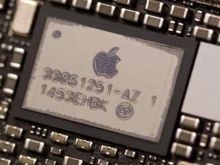 Chips da próxima geração de iPhones já estão sendo produzidos