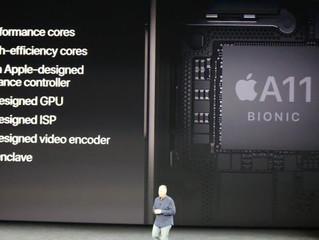 A11 Bionic inova com engine neural dedicada para inteligência artificial