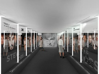 No Rio e em SP, exposição 'Steve Jobs, o visionário'