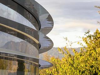 Em homenagem a Steve Jobs o teatro do Apple Park terá seu nome