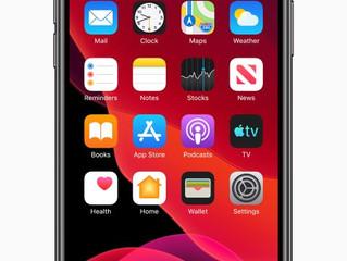 A Apple mostra detalhes do iOS 13