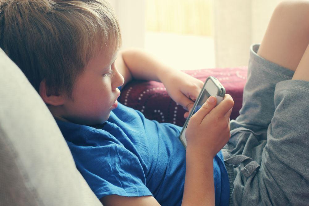 Controle parental no iPhone