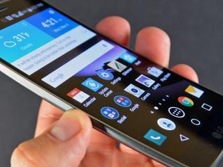 LG prepara o seu terceiro smartphone de ecrã curvo