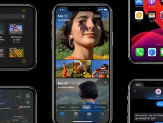 Lançamento do iOS 13