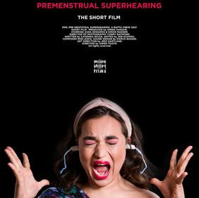 Premenstural Superhearing (2021)