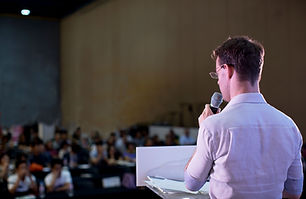 Giving a Lecture