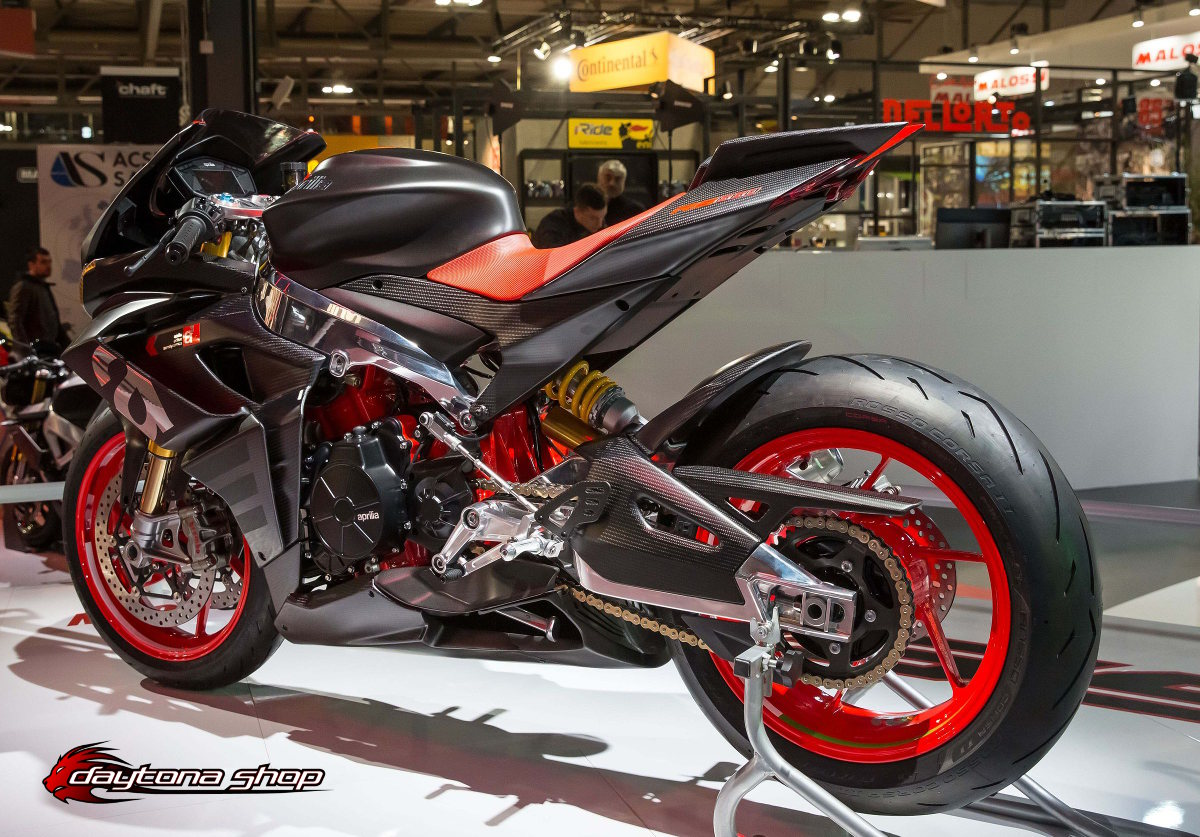 #aprilia #daytonashop #RS660