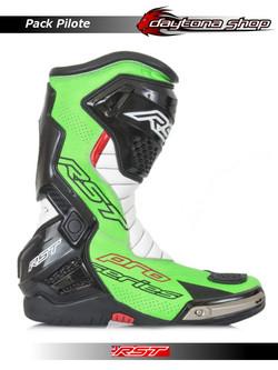 RST Bottes Pro Series Vertes