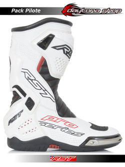 RST Bottes Pro Series Blanches