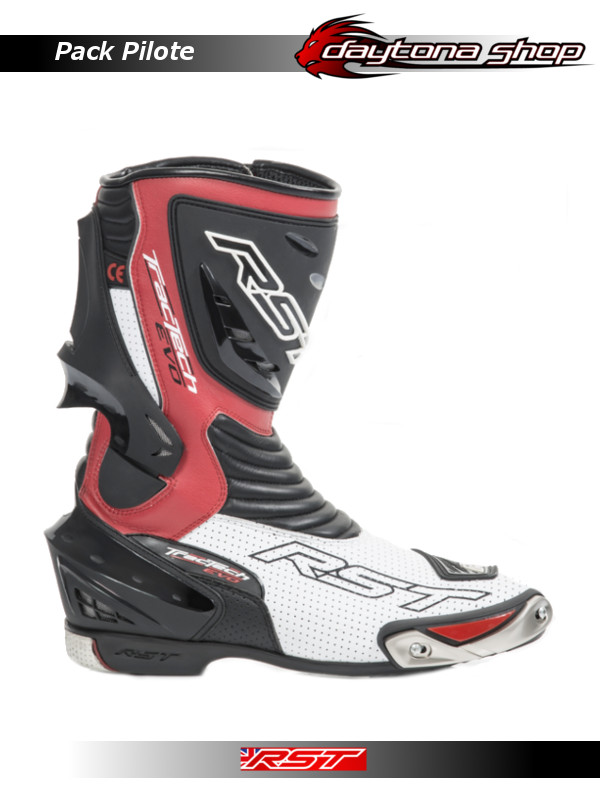 RST TracTech EVO - Rouges