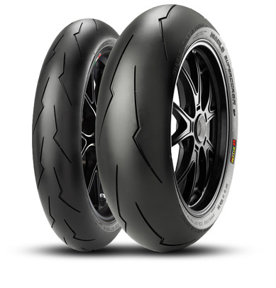 Pirelli - Diablo Super Corsa SP v2