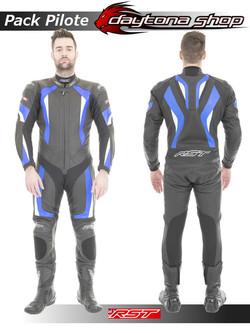 RST R16 - Combinaison Bleu