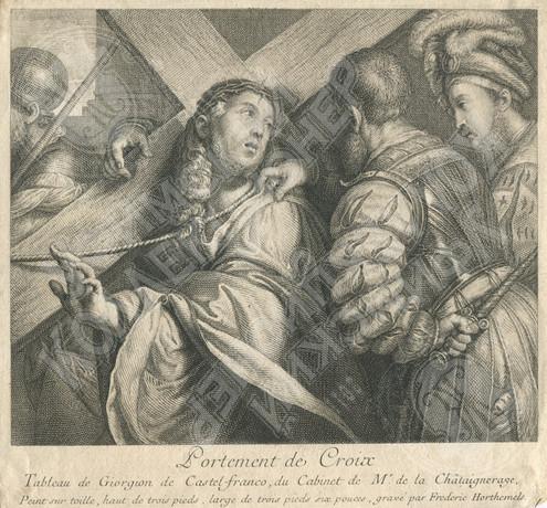 "Несение креста ""Portement de Croix"""