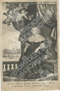 Мария Медичи (Мariа de Medici)