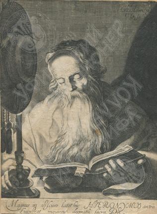 Святой Иероним (Heilige Hieronymus)