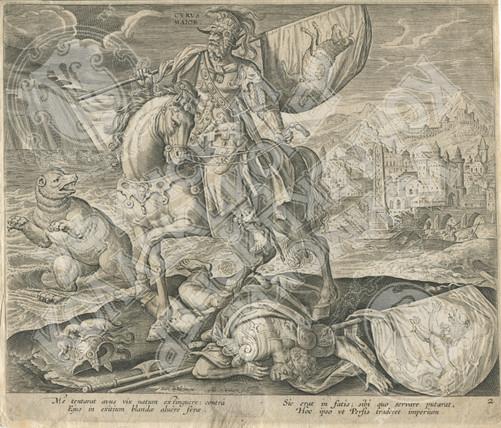 Кир Великий (Cyrus Maior)