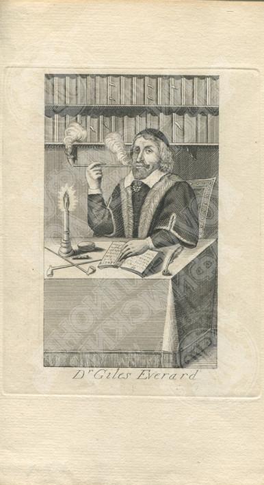 Доктор Джайлс Эверард (Dr. Giles Everard)