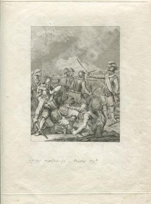 Смерть Карела де Буасота (Dood van Charles de Boisot)
