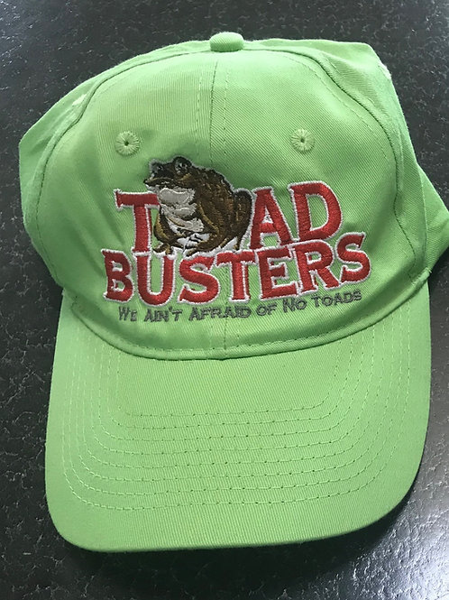 Toad Busters Baseball Cap