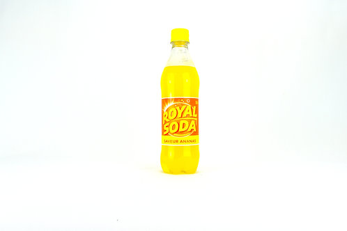 Royal Soda kampagne 50cl