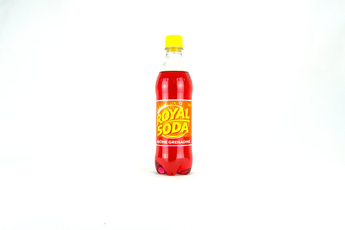 Royal Soda Grenadine 50cl