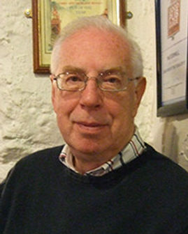Malcolm Williamson portrait photo
