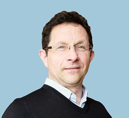 Peter Bloch portrait photo