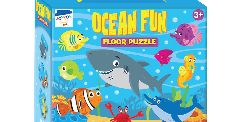 Ocean Fun 24-pc. Floor Puzzle