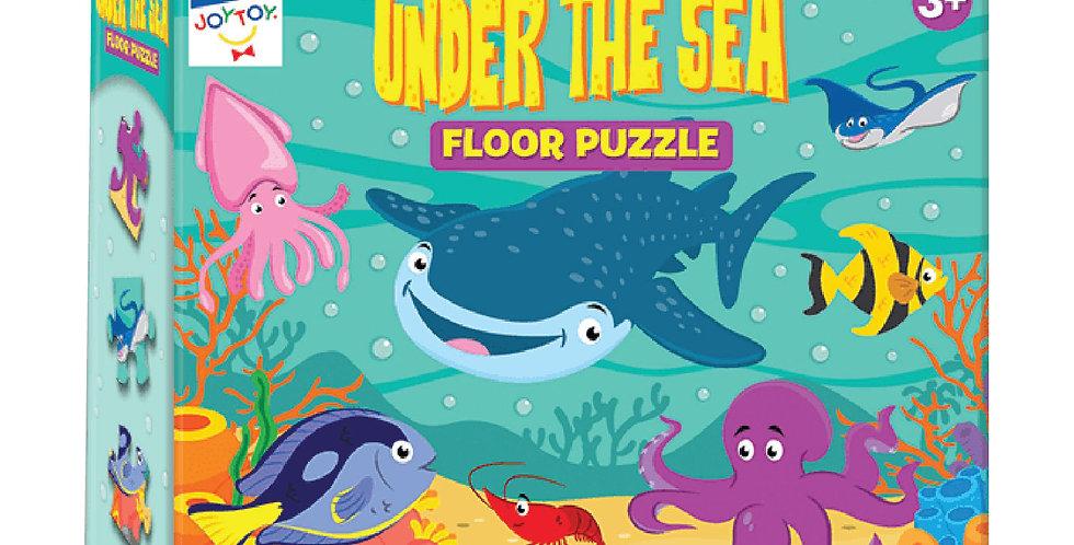 Under The Sea Floor Puzzle