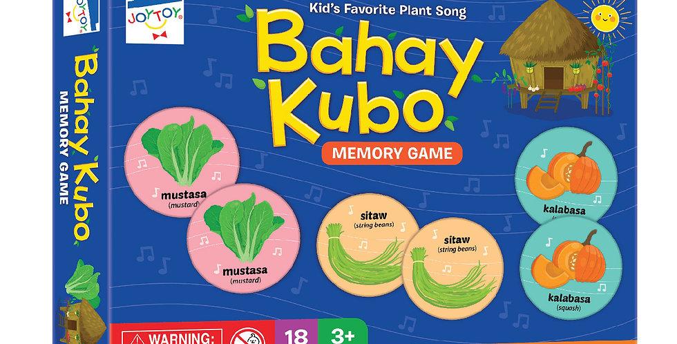 Bahay Kubo Memory Game