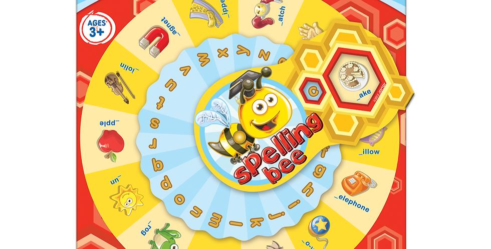 Spelling Bee Wheel Chart