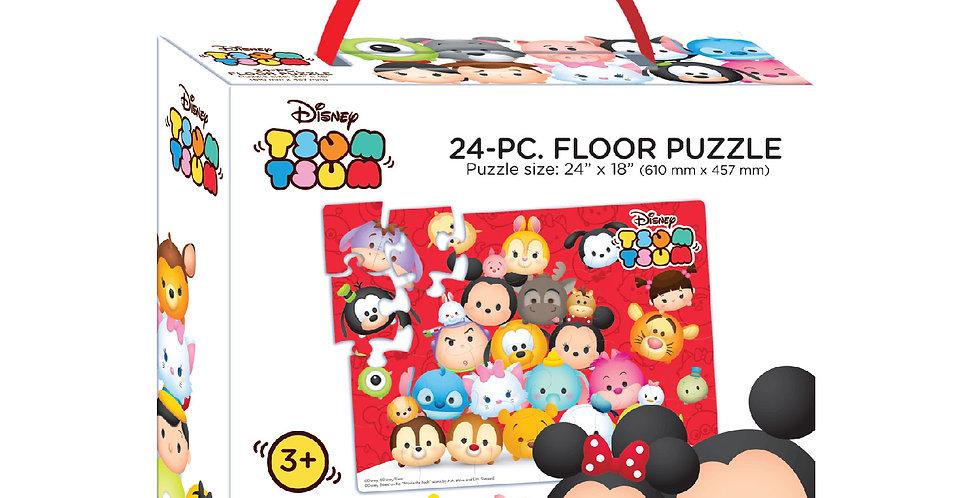 Tsum-tsum 24-pc. Floor Puzzle