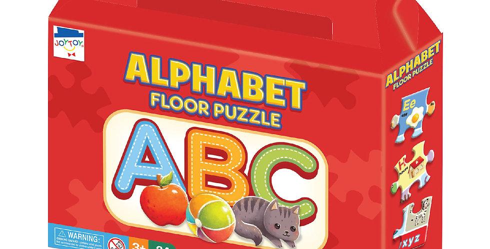 Alphabet Floor Puzzle