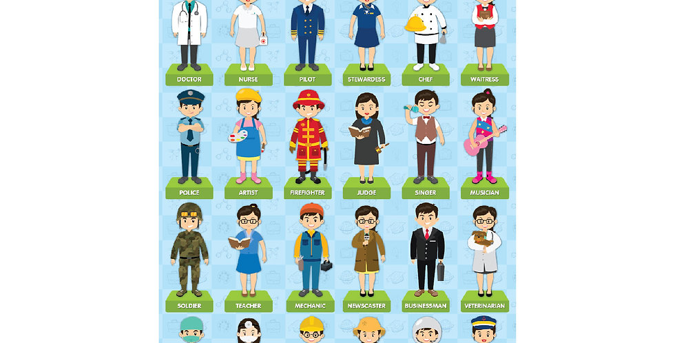 Occupations Poster