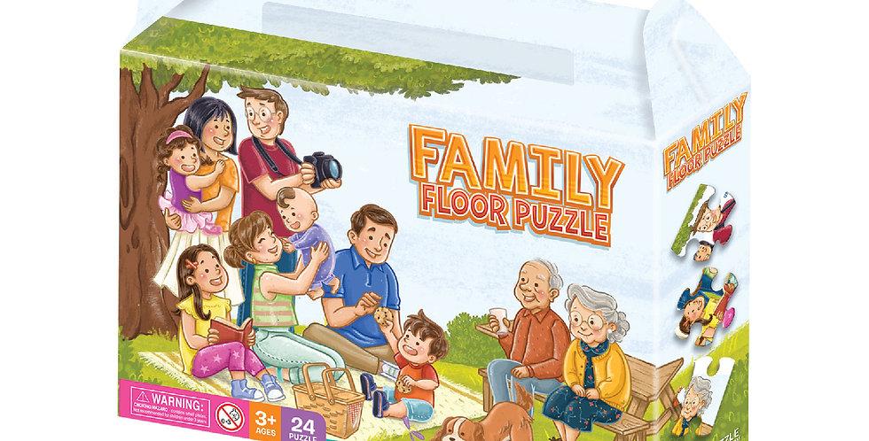 Family Floor Puzzle