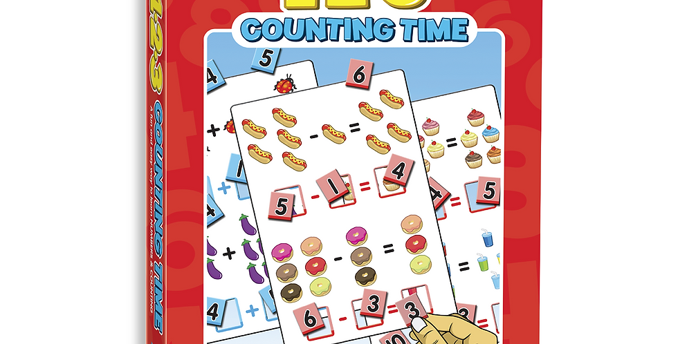123 Counting Time
