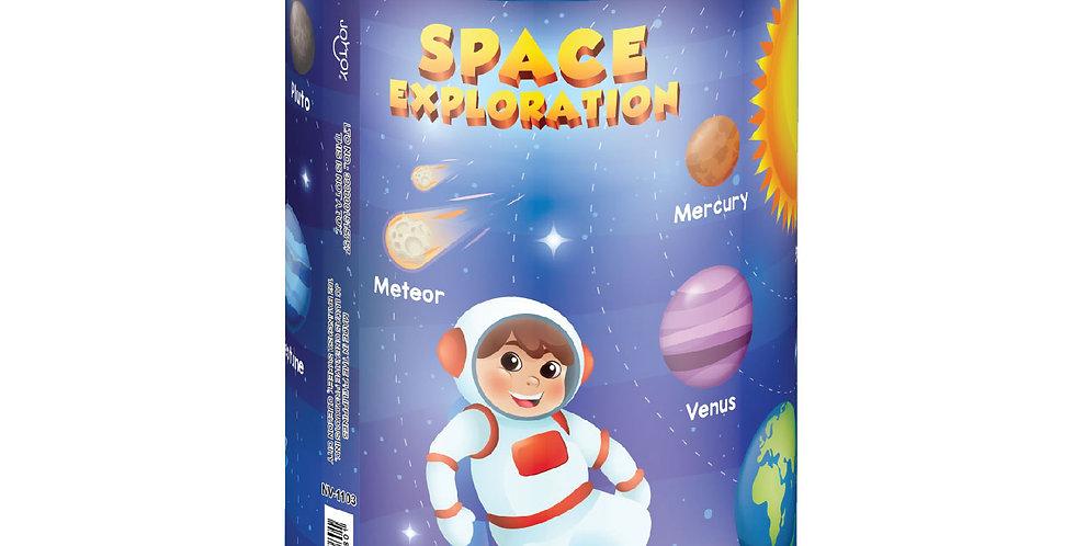 Space Exploration Jumbo Coinbank