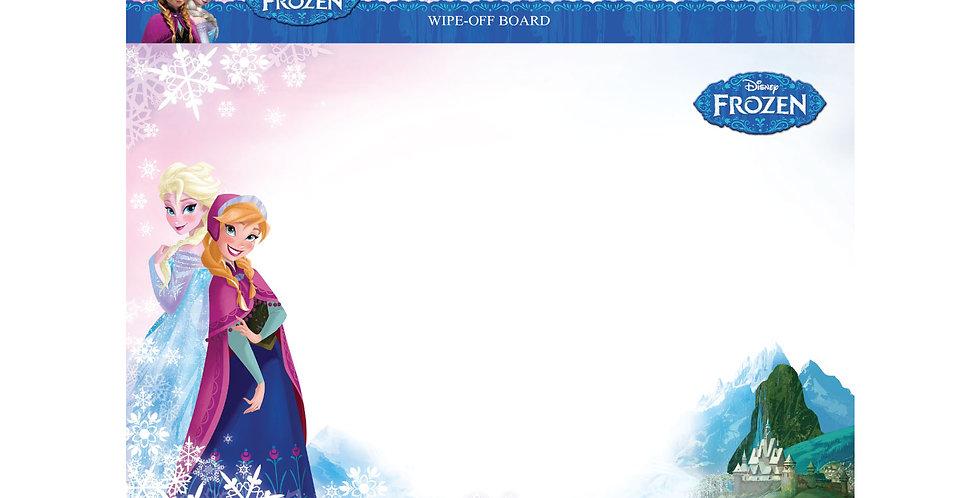 Frozen Wipe-off Board