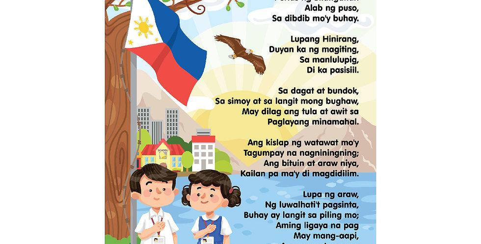Lupang Hinirang Poster