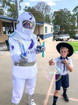 Astro inspires STEM learning at primary student breakfast