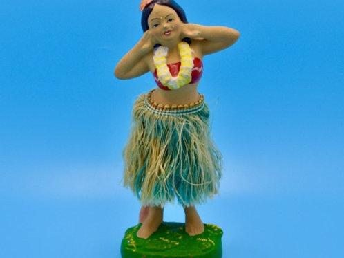 50's Hula Doll