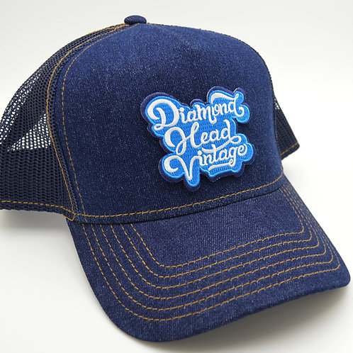 Diamond Head Vintage Original Cap