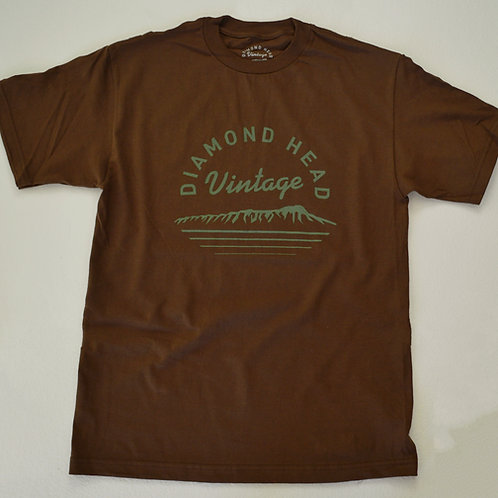 Diamond Head Vintage Original T-Shirts