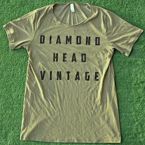 Diamond Head Vintage Original T-shirts