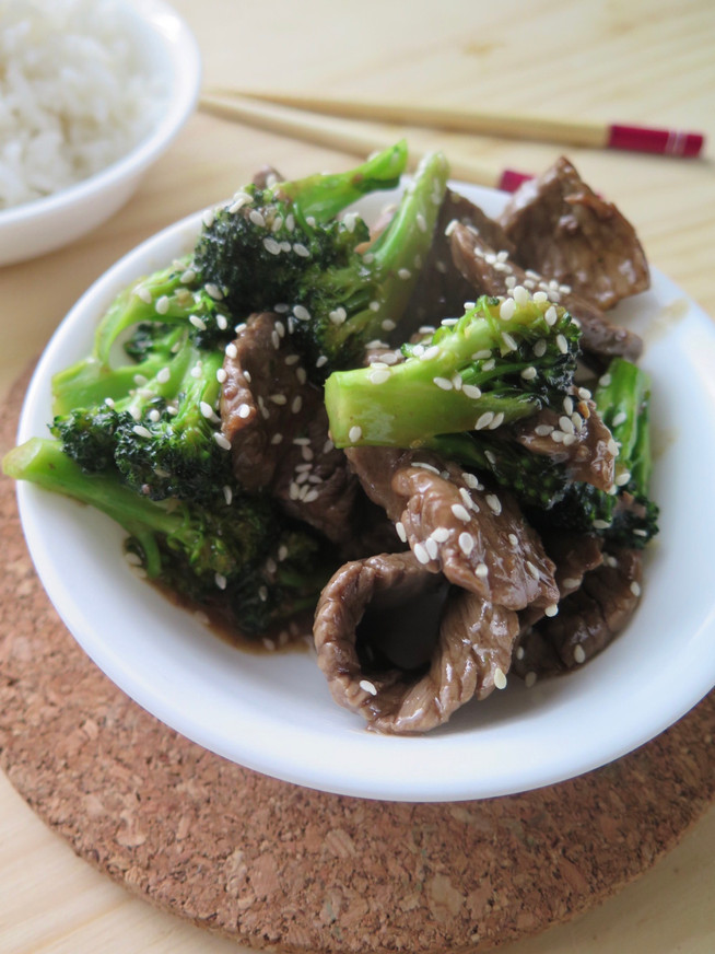 Easy Broccoli & Beef