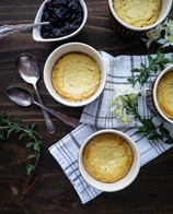 Baked Ricotta Custards